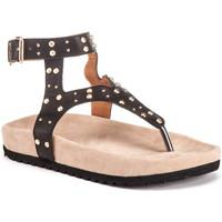Topánky Ženy Sandále Lumberjack SW57506 002 Q12 čierna