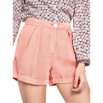 Oblečenie Ženy Šortky a bermudy Pepe jeans PL800839 Oranžová