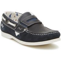Topánky Chlapci Mokasíny Primigi 3425600 Modrá