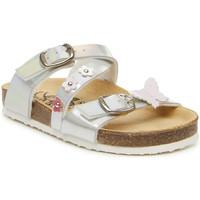 Topánky Dievčatá Šľapky Primigi 3427100 Striebro