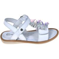 Topánky Dievčatá Sandále Melania ME4009D9E.A Biely