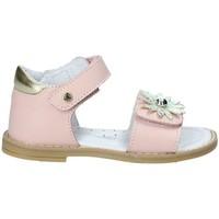 Topánky Dievčatá Sandále Melania ME8038B9E.B Ružová