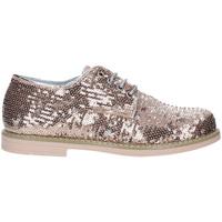 Topánky Deti Derbie Melania ME2201D9E.B Ružová