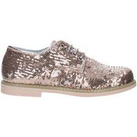 Topánky Deti Derbie Melania ME6201F9E.B Ružová