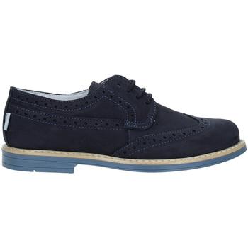 Topánky Deti Derbie Melania ME6219F9E.K Modrá