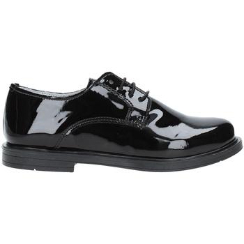 Topánky Deti Derbie Melania ME6299F9E.A čierna