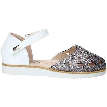 Topánky Dievčatá Sandále Miss Sixty S19-SMS580 Biely