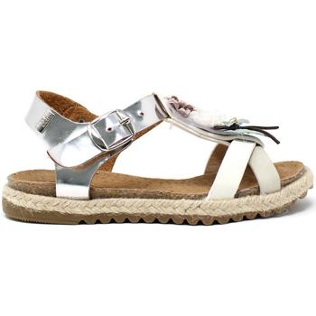 Topánky Dievčatá Sandále Miss Sixty S19-SMS586 Striebro