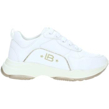 Topánky Deti Nízke tenisky Laura Biagiotti 5181A Biely