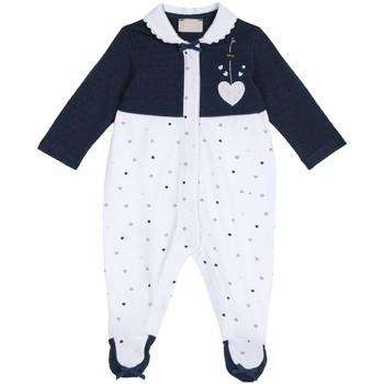 Oblečenie Deti Módne overaly Chicco 09021783000000 Modrá