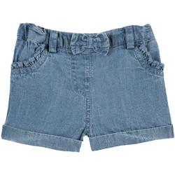 Oblečenie Deti Šortky a bermudy Chicco 09052749000000 Modrá