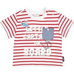 Oblečenie Deti Tričká s dlhým rukávom Chicco 09006680000000 Červená