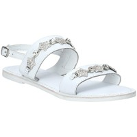 Topánky Dievčatá Sandále Holalà HT0022L Biely