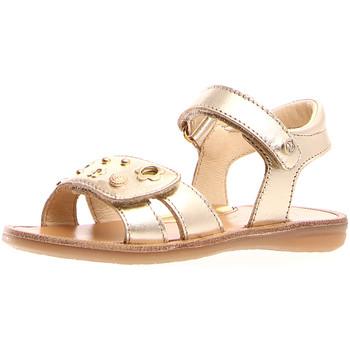 Topánky Dievčatá Sandále Naturino 0502544-03-0Q06 Ostatné