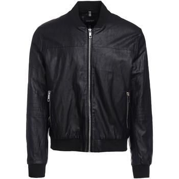 Oblečenie Muži Kožené bundy a syntetické bundy Antony Morato MMCO00616 FA210045 čierna