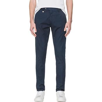 Oblečenie Muži Nohavice Chinos a Carrot Antony Morato MMTR00496 FA800127 Modrá