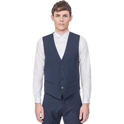 Oblečenie Muži Cardigany Antony Morato MMVE00087 FA650176 Modrá