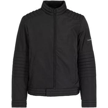 Oblečenie Muži Vrchné bundy Calvin Klein Jeans K10K104435 čierna