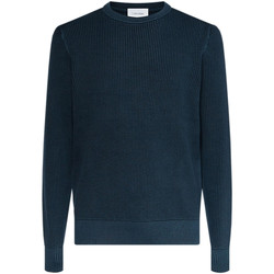 Oblečenie Muži Svetre Calvin Klein Jeans K10K104721 Modrá