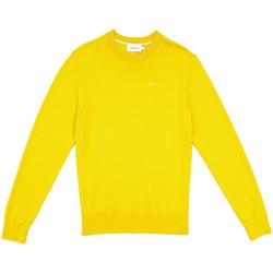 Oblečenie Muži Svetre Calvin Klein Jeans K10K104068 žltá