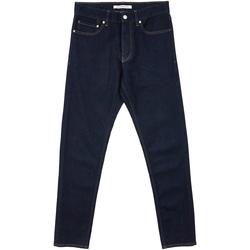 Oblečenie Muži Rovné Rifle  Calvin Klein Jeans J30J312022 Modrá