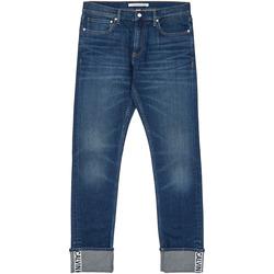 Oblečenie Muži Rovné Rifle  Calvin Klein Jeans J30J312361 Modrá