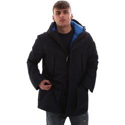 Oblečenie Muži Parky U.S Polo Assn. 52338 52555 Modrá