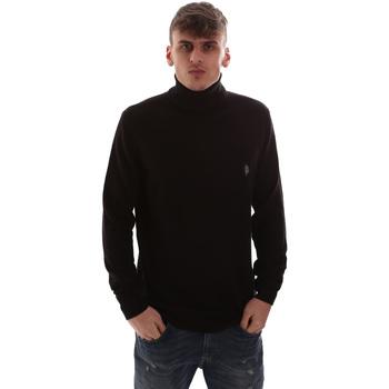 Oblečenie Muži Svetre U.S Polo Assn. 52471 52612 čierna