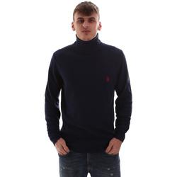 Oblečenie Muži Svetre U.S Polo Assn. 52471 52612 Modrá