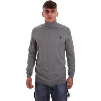 Oblečenie Muži Svetre U.S Polo Assn. 52484 48847 Šedá