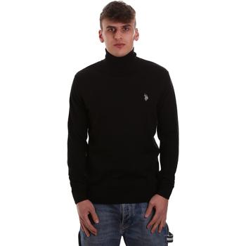 Oblečenie Muži Svetre U.S Polo Assn. 52484 48847 čierna