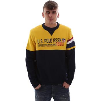 Oblečenie Muži Mikiny U.S Polo Assn. 52522 49151 žltá