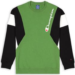 Oblečenie Muži Mikiny Champion 213640 Zelená
