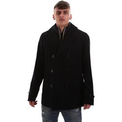 Oblečenie Muži Kabáty Navigare NV62017 Modrá