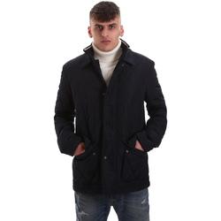 Oblečenie Muži Vyteplené bundy Navigare NV65008 Modrá