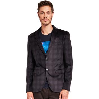 Oblečenie Muži Saká a blejzre Gaudi 921FU35033 čierna