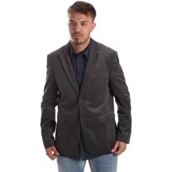 Oblečenie Muži Saká a blejzre Gaudi 921FU35042 Šedá
