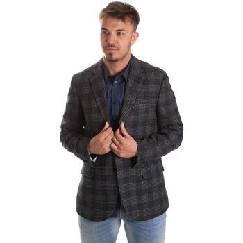 Oblečenie Muži Saká a blejzre Gaudi 921FU35056 Modrá