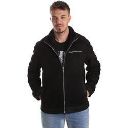 Oblečenie Muži Saká a blejzre Gaudi 921FU38004 čierna