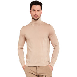 Oblečenie Muži Svetre Gaudi 921FU53001 Béžová