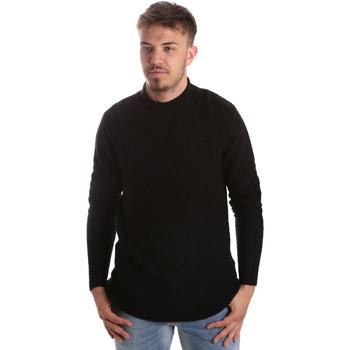 Oblečenie Muži Svetre Gaudi 921FU53025 čierna