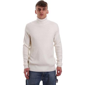 Oblečenie Muži Svetre Gaudi 921FU53048 Biely