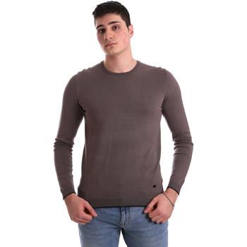 Oblečenie Muži Svetre Gaudi 921BU53001 Hnedá