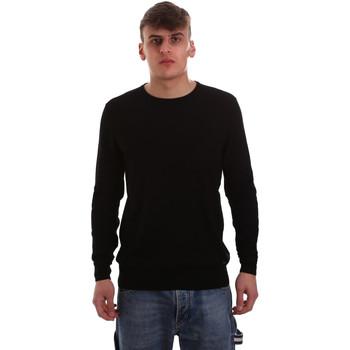 Oblečenie Muži Svetre Gaudi 921BU53004 čierna