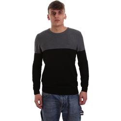 Oblečenie Muži Svetre Gaudi 921BU53010 čierna