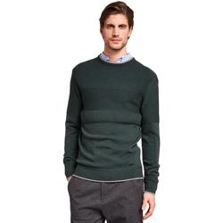 Oblečenie Muži Svetre Gaudi 921BU53022 Zelená
