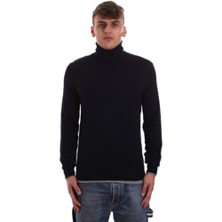 Oblečenie Muži Svetre Gaudi 921BU53040 Modrá
