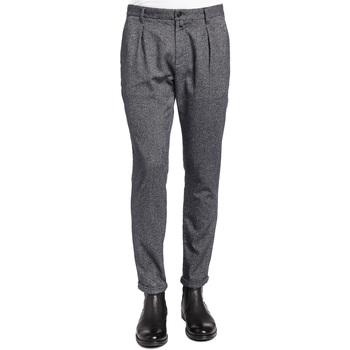 Oblečenie Muži Oblekové nohavice Gaudi 921BU25018 čierna
