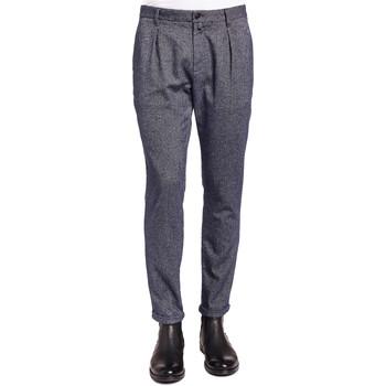 Oblečenie Muži Oblekové nohavice Gaudi 921BU25018 Modrá