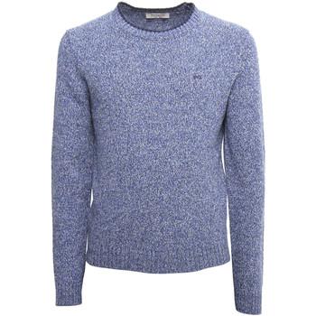 Oblečenie Muži Svetre NeroGiardini A974510U Modrá